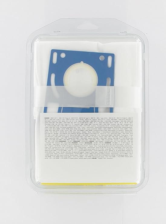 Penny 20 x sacs pour aspirateur Convient Pour Bosch Série 2 bgb2x111//04