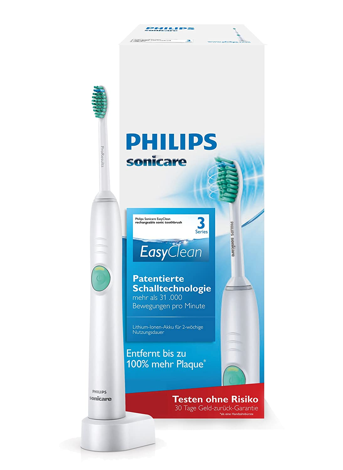sonicare easy clean