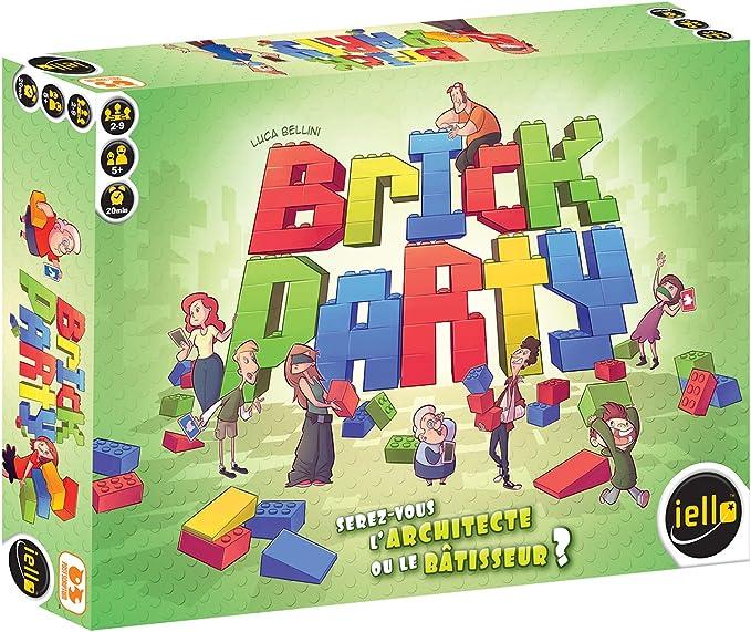 IELLO – 51280 – Brick Party: Amazon.es: Juguetes y juegos