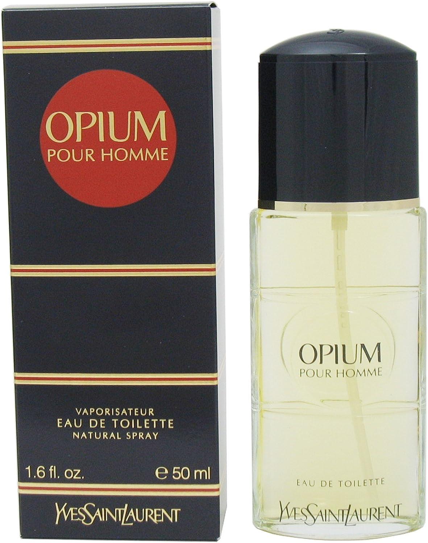 Yves Saint Laurent Opium Homme Eau de Toilette Vaporizador 50 ml