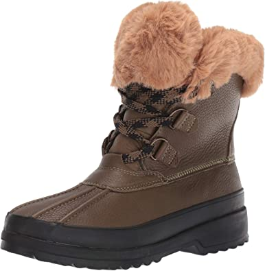 Maritime Winter Boot Leather | Snow Boots