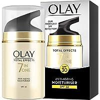 Olay Total Effects Anti-Ageing Fuktighetskräm med Spf 30, 50 ml