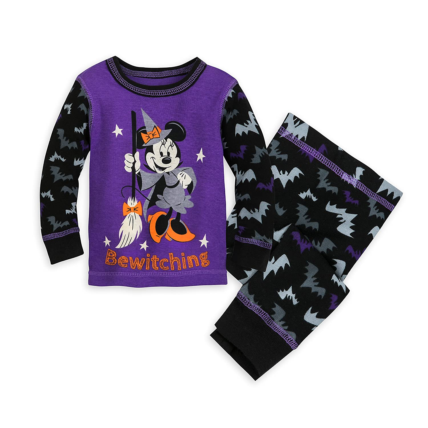 Disney Mickey Mouse Halloween PJ PALS for Baby Size 0-3 MO Multi