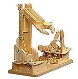 Pathfinders Premium Mega Builder Wooden Crane