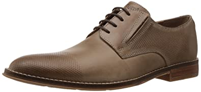 Hush Puppies Men's Otis Style Leather Formal Shoes