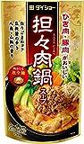 ダイショー 担々肉鍋スープ 750g×10 鍋スープ