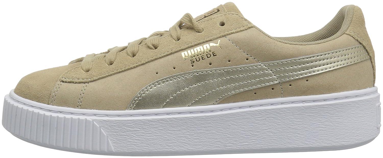 PUMA Women's Suede Platform Safari Wn Sneaker B06XW6279M 7 M US Safari-safari