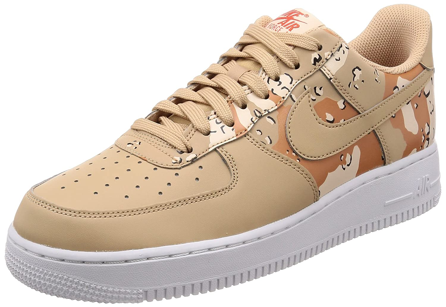Nike AIR Force 1 07 LV8 Mens Basketball-Shoes
