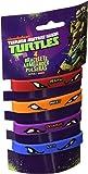 Amscan Teenage Mutant Ninja Turtles 4-Rubber Bracelets