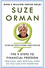 The 9 Steps to Financial Freedom: Practical and Spiritual Steps So You Can Stop Worrying Paperback