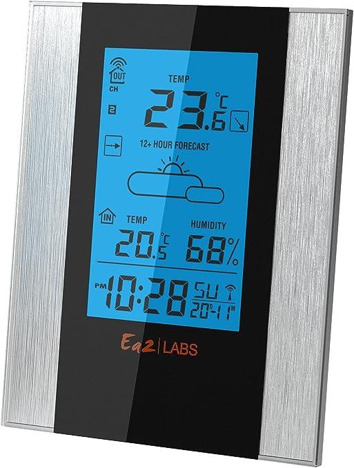 Labs LABS DE903 - Estación meteorológica: Amazon.es: Jardín