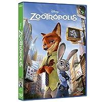 Zootrópolis [DVD]