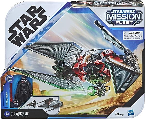 Star Wars Mission Fleet TIE Whisper