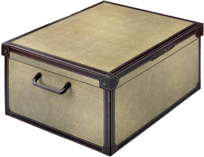 Kanguru Caja de Almacenamiento en cartòn Lavatelli, Modelo TAPIRUS, Media 32x42x21cm: Amazon.es: Hogar