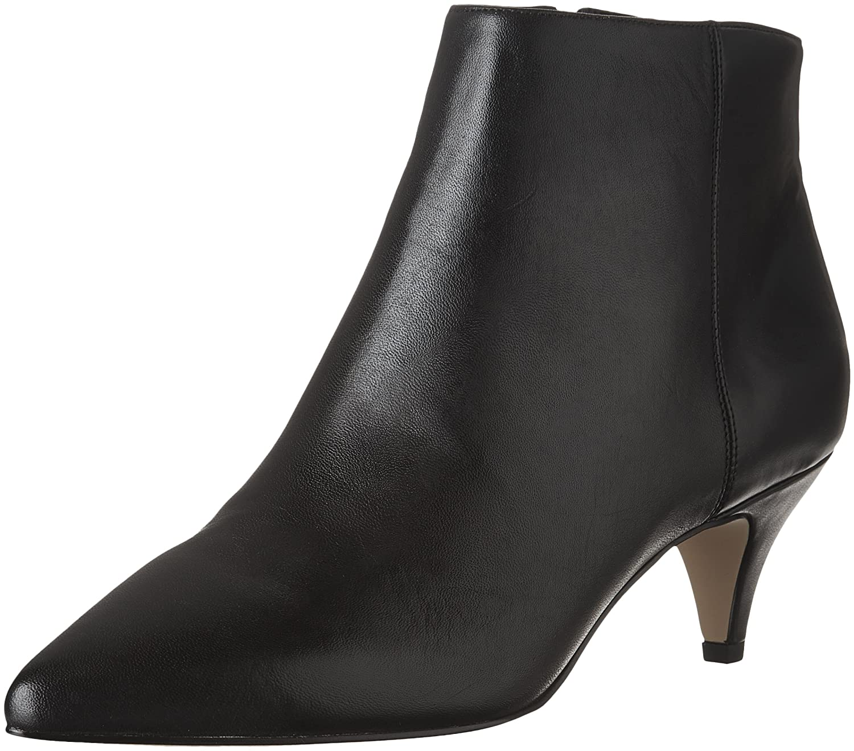 Sam Edelman Women's Kinzey Fashion Boot B06XC7L44J 5 B(M) US|Black Leather