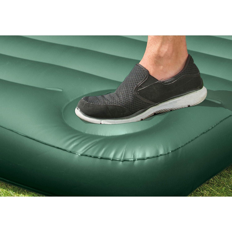 INTEX Dos Mac 66927 - Colchón Downy Individual, 99x191x22 cm: Amazon.es: Deportes y aire libre