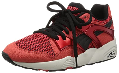 new concept aaadc 288e4 ... Puma Blaze Knit high risk red, ...