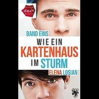Wie ein Kartenhaus im Sturm: Band 1 (German Edition)