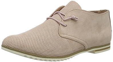 Marco Tozzi Damen 25102 Desert Boots, Pink (Rose Comb 596), 42 EU