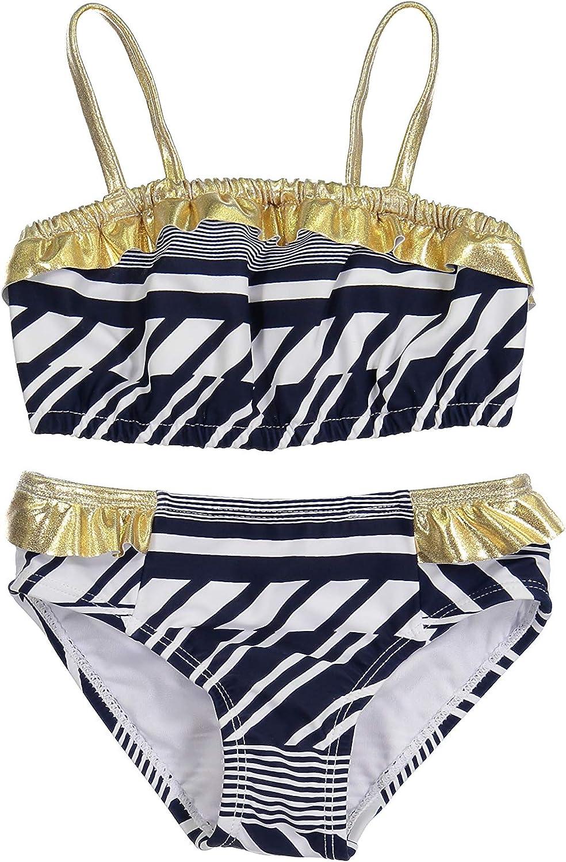 Tommy Bahama Girls Toddler Two-Piece Bikini Swimsuit Bathing Suit
