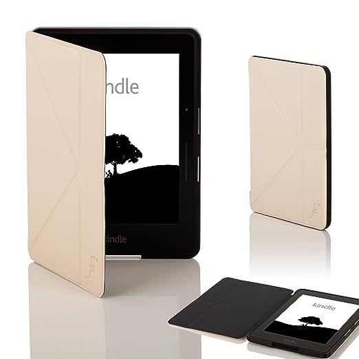 397 opinioni per Forefront Cases® Nuova Custodia Cover Origami per Nuovo Amazon Kindle Voyage