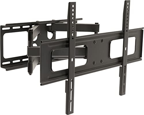 InstallerParts 37 -70 TV Wall Mount Swivel Tilt LCD LED TV Monitor Flat or Curved Panel Screen VESA Mount