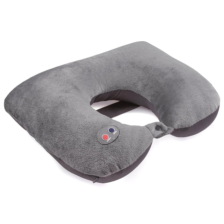 Amazon Etronic Ultra fort Massage Travel Neck Pillow ET