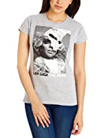 Lady Gaga The Remix Womens T-Shirt