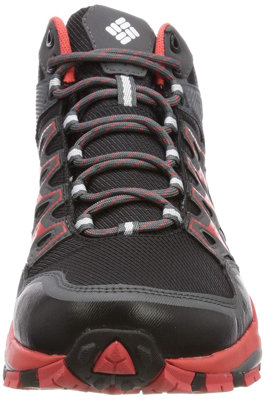 32efa7d0aeb Columbia Wayfinder Mid Outdry Chaussures de Randonnée Hautes Femme ...