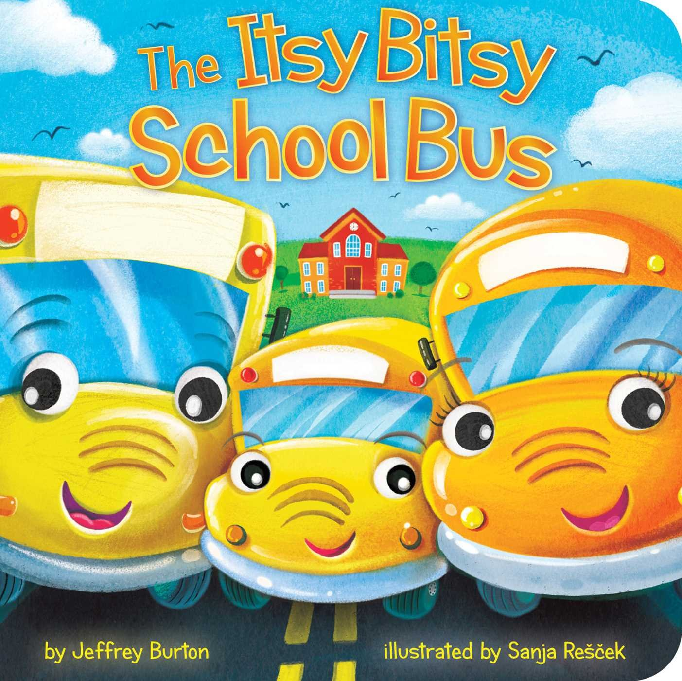 Download The Itsy Bitsy School Bus PDF