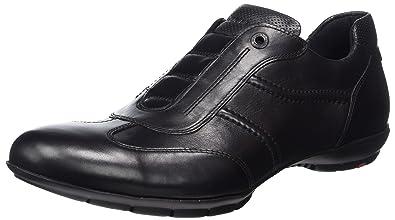 reputable site cb9cf 9137c LLOYD Herren Archer Sneaker, SCHWARZ, 42 EU: Amazon.de ...