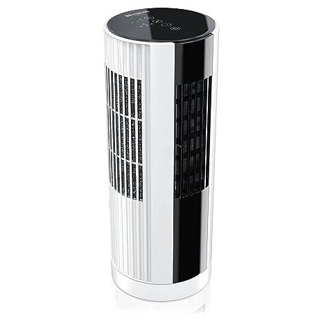 Brandson Ventilatore A Torre Da 30,5cm | Ventilatore Compatto A Colonna |  16W |