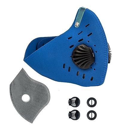 masque anti pollution krisvie