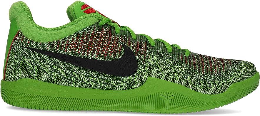 Nike Mamba Rage Electric Green-Black