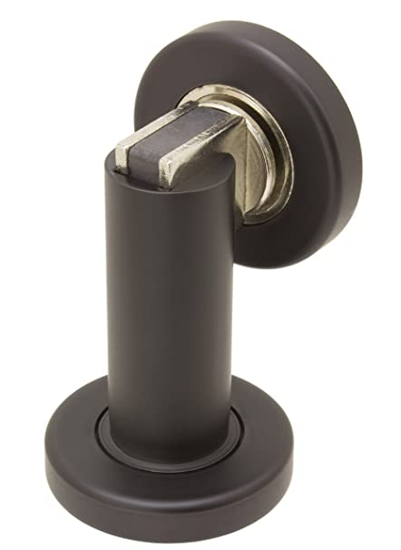 FPL Modern Door Stop / Holder And Magnetic Catch   Oil Rubbed Bronze