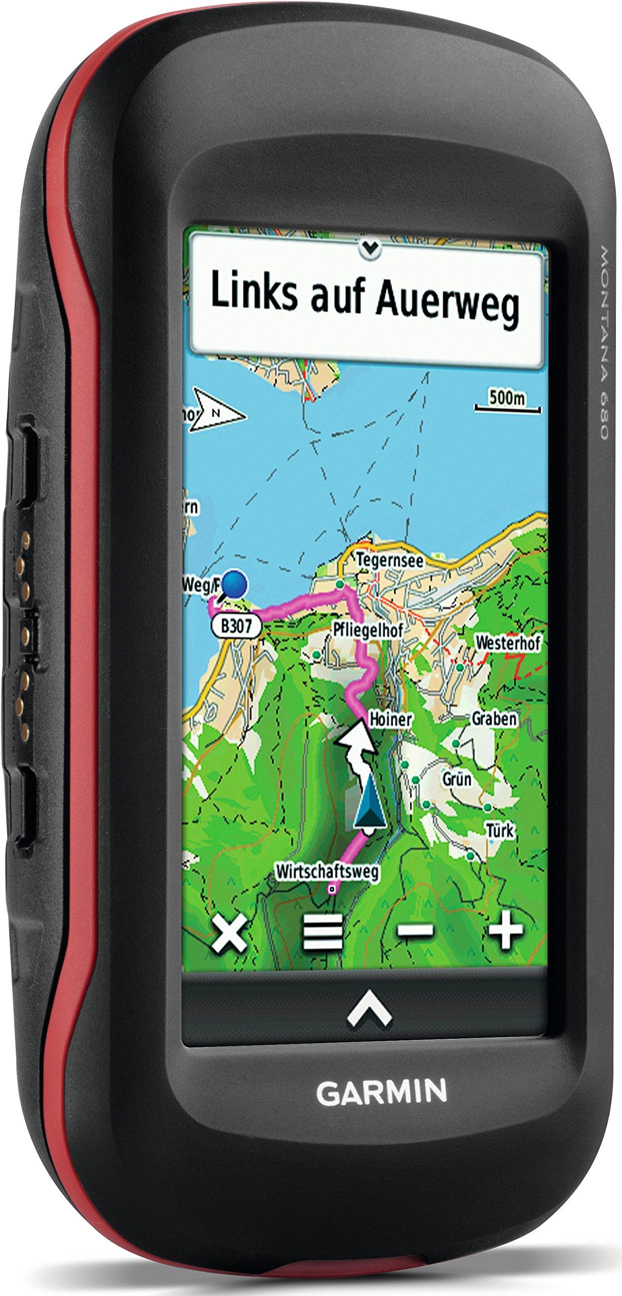 Garmin Montana 680 Touchscreen GPS/GLONASS Receiver, Worldwide Basemaps by Garmin (Image #2)