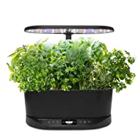 Deals on AeroGarden Bounty Basic-Black Indoor Garden