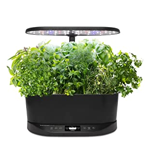 AeroGarden Bounty Basic Indoor Hydroponic Herb Garden
