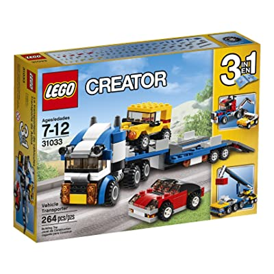 Lego Creator Vehicle Transporter: Toys & Games