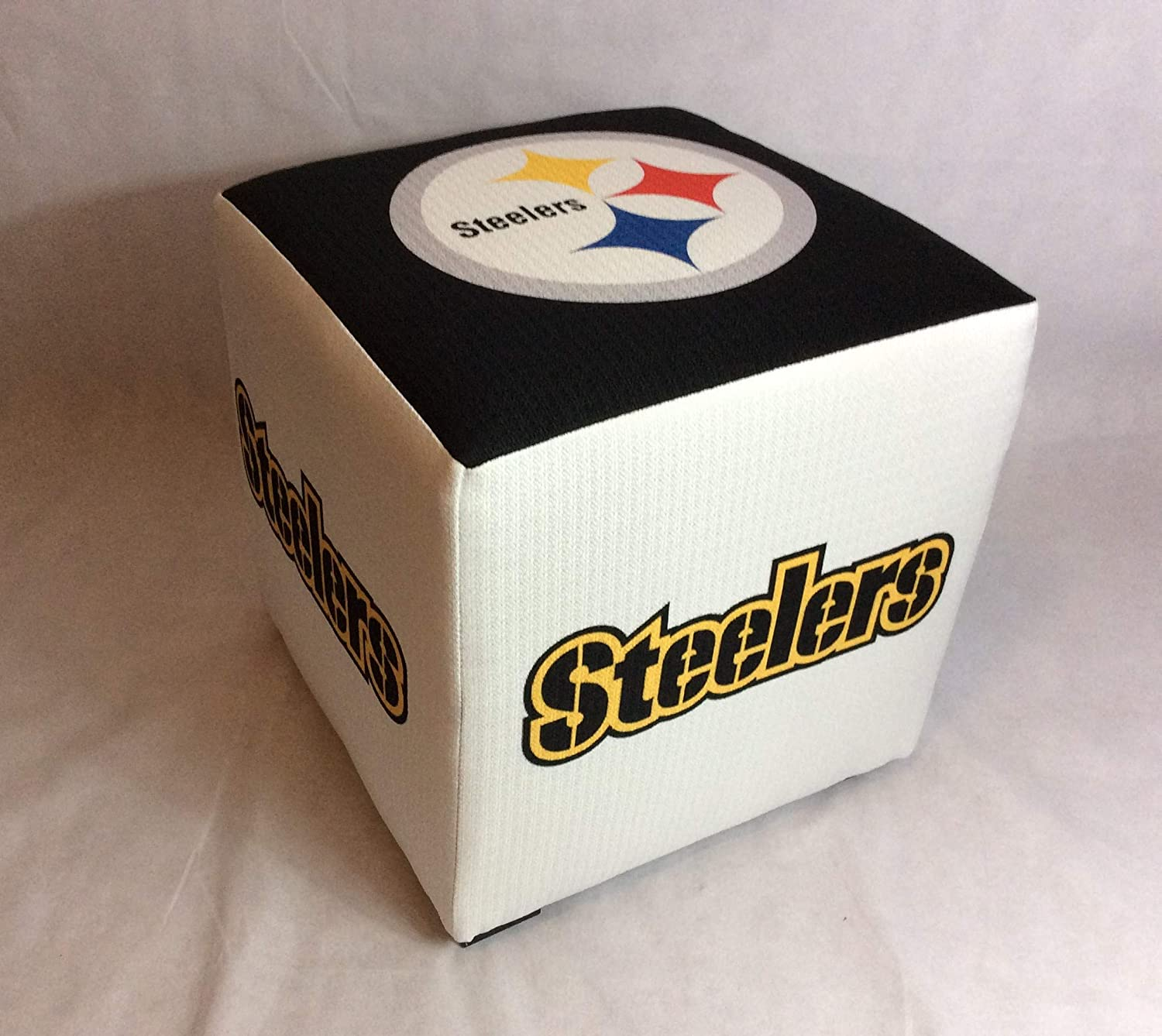 Pittsburgh Steelers Ottoman NFL Team