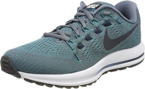 Nike Wmns Air Zoom Vomero 12, Zapatillas de Running para Mujer, Multicolor (Armory Blue/Armory Navy/Blustery/White 404), 39 EU: Amazon.es: Zapatos y complementos