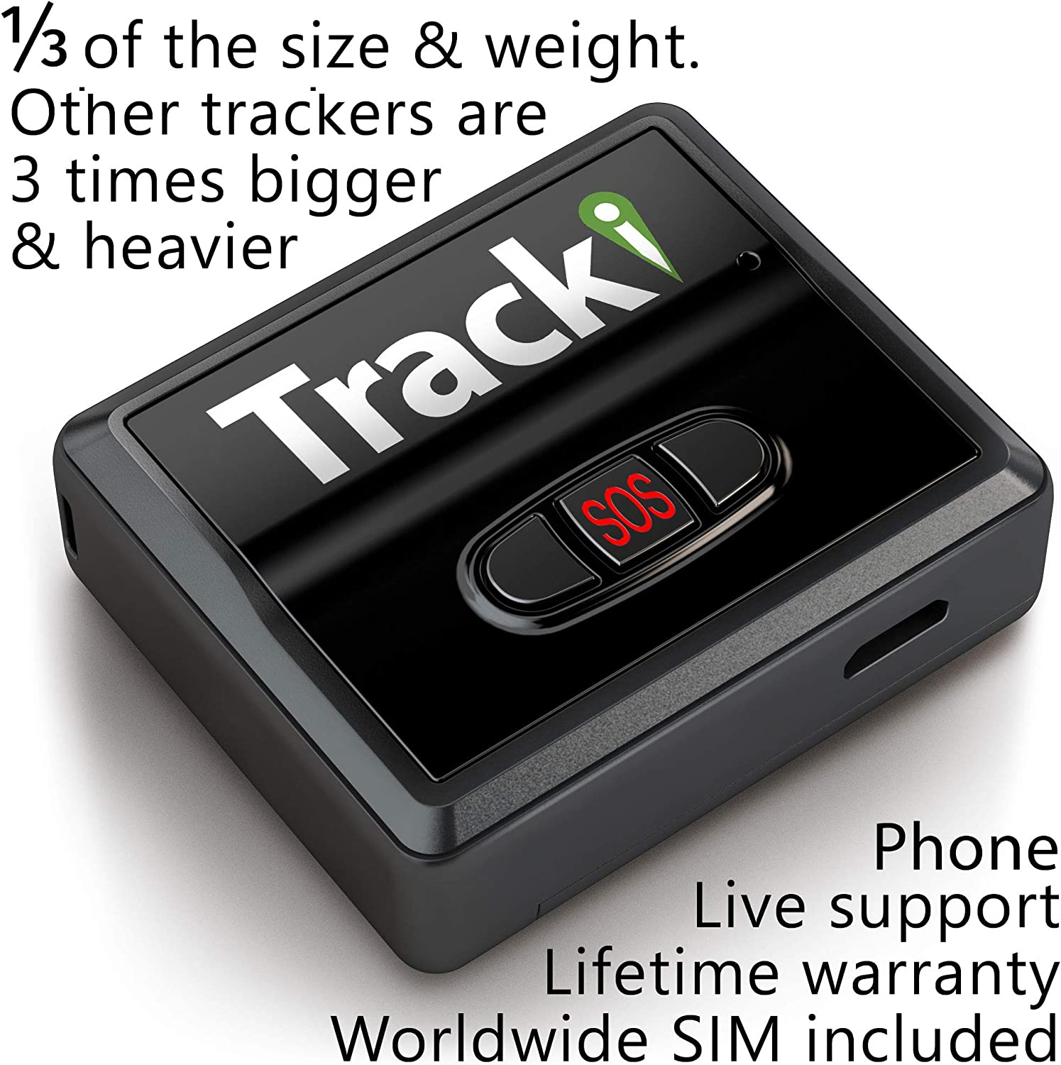 Tracki Mini GPS Tracker