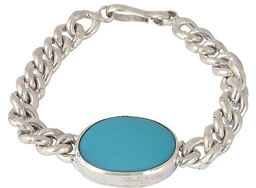 Buy Fashion205 92 5 Sterling Silver Polished Salman Khan Bracelet