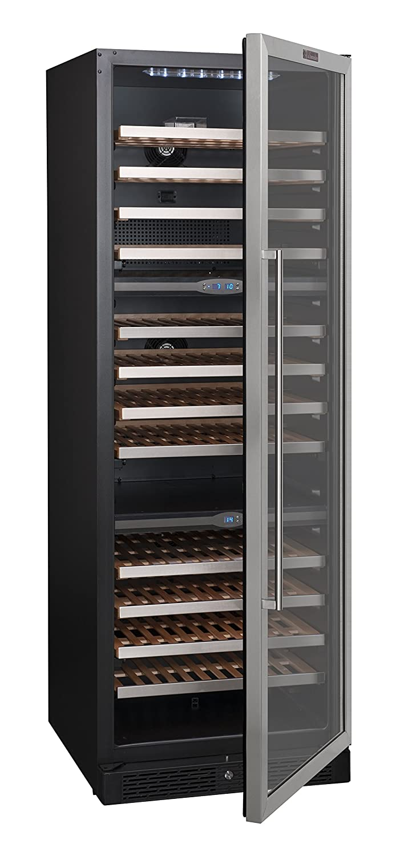 La Sommeliere 3 Zone 210 Bottle Wine Cooler With Digital Display