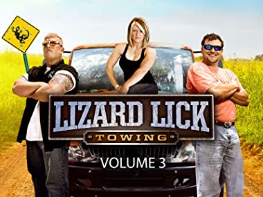Lizard Lick Towing Food Truck