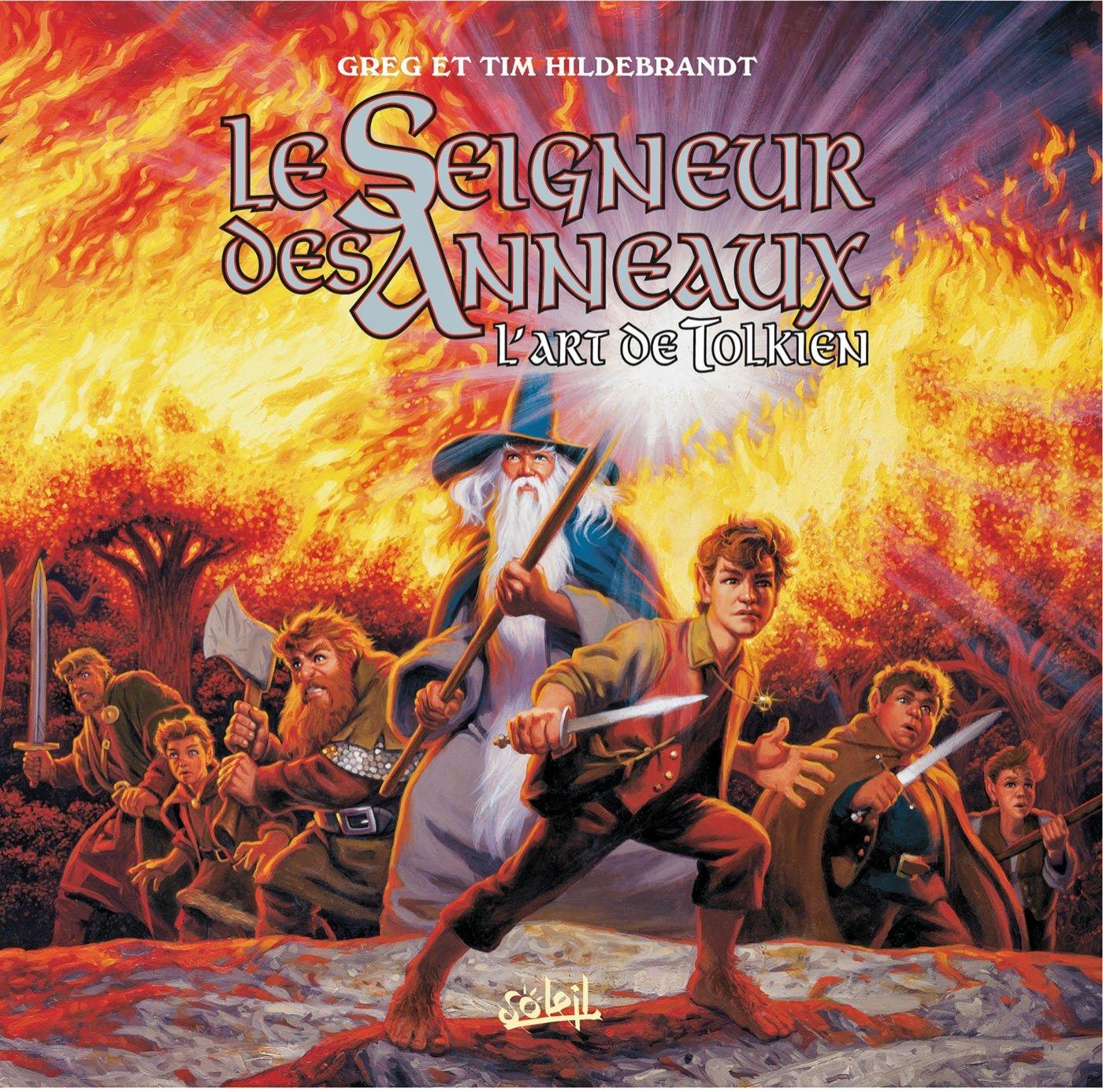 Download Le Seigneur des Anneaux : L'Art de Tolkien pdf epub