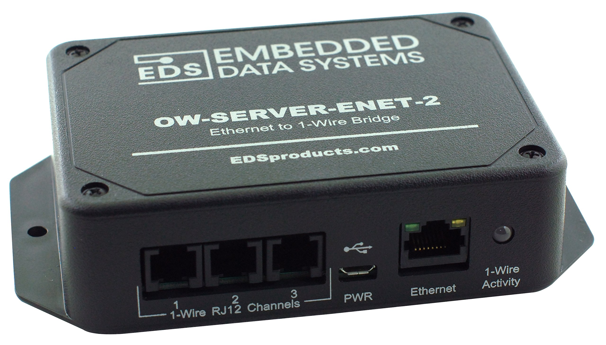 Embedded Data Systems OW-SERVER: 1-Wire to Ethernet Server, Revision 2 by Embedded Data Systems