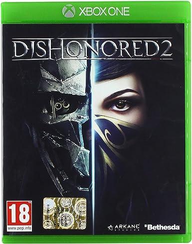 Dishonored 2: Amazon.es: Videojuegos