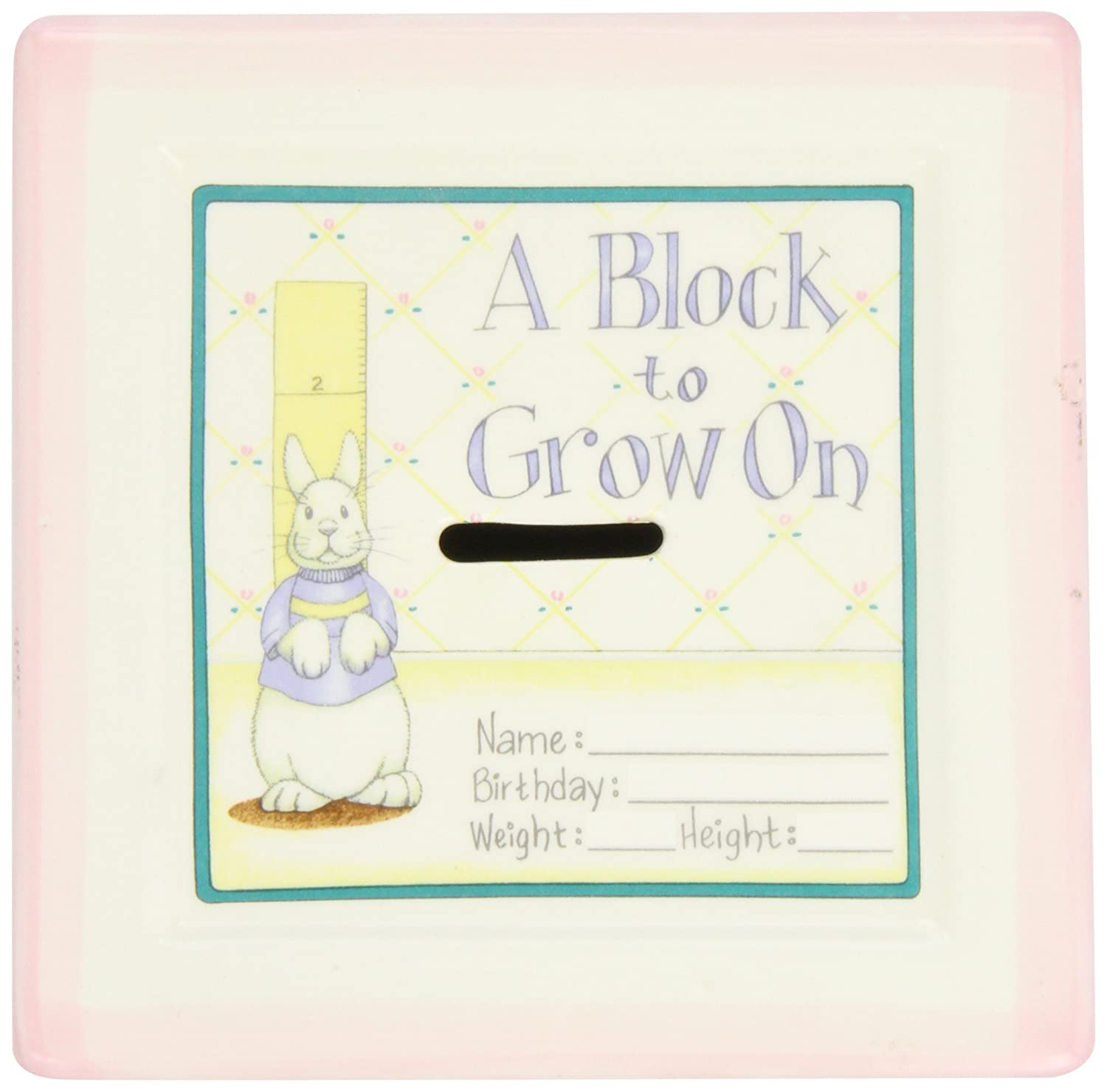 Child to Cherish A Block to Grow on, Blue 3001BL