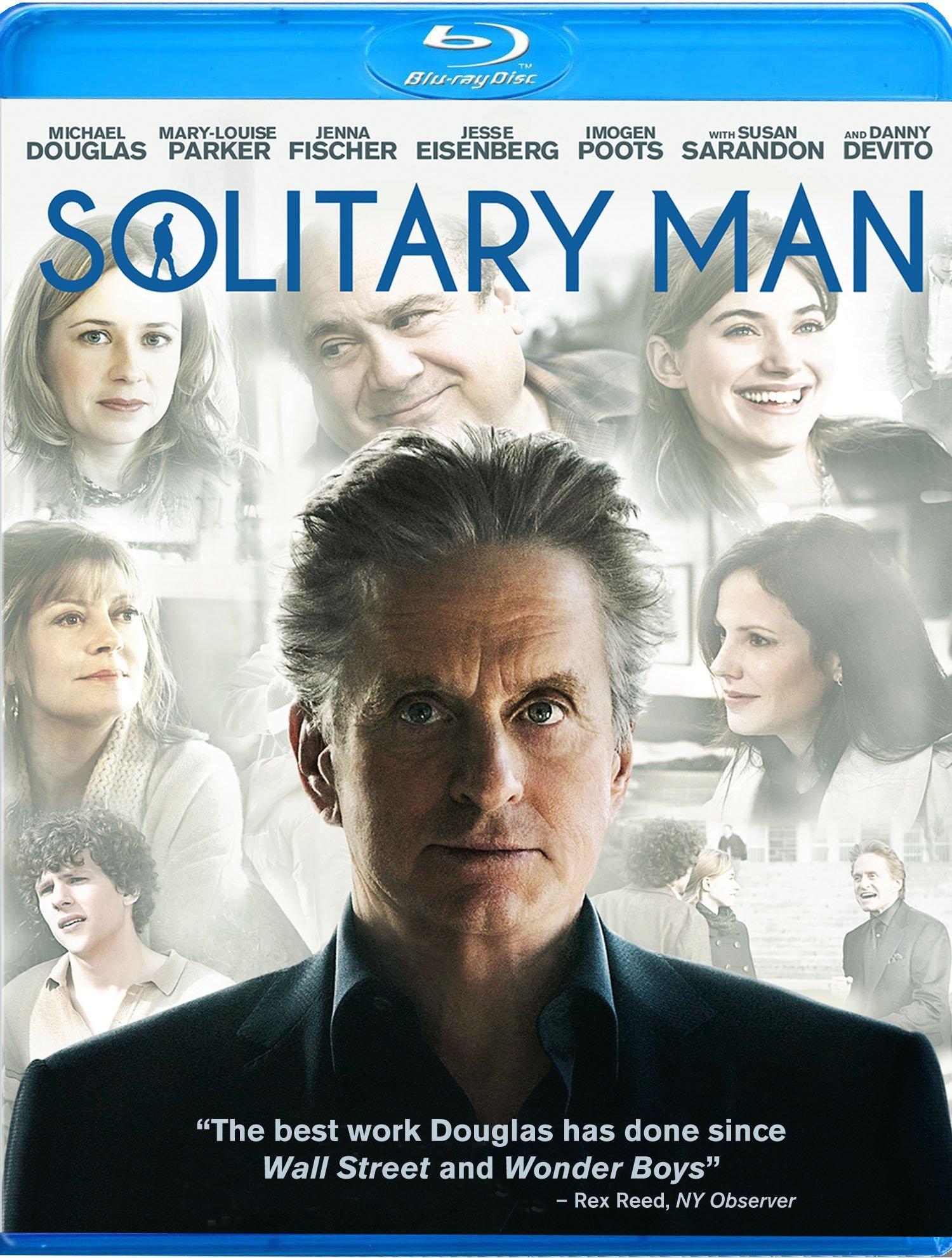 Blu-ray : Solitary Man (Blu-ray)